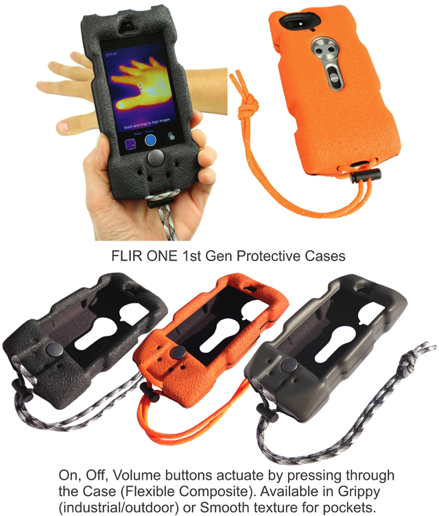 GizzMoVest for FLIR ONE 1st Generation